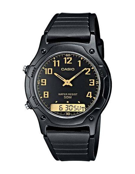 Chic Time | Casio AW-49H-1BVEF men's watch  | Buy at best price