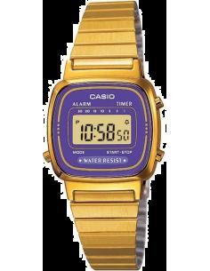Chic Time | Montre Femme Casio Vintage LA670WEGA-6EF dorée  | Prix : 39,00€