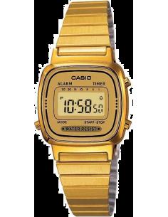 Chic Time | Casio LA670WEGA-9EF women's watch  | Buy at best price