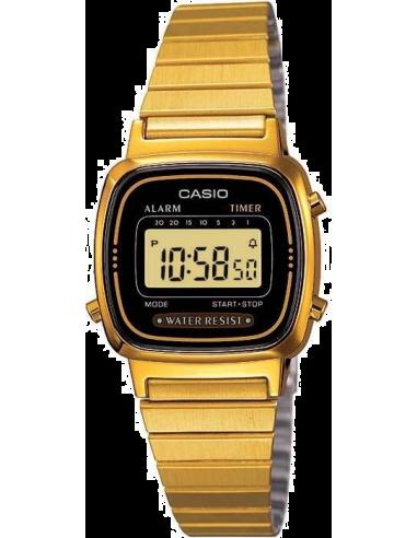Chic Time | Casio LA670WEGA-1EF women's watch  | Buy at best price