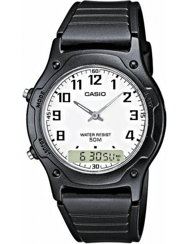 Chic Time | Montre Homme Casio Collection AW-49H-7BVEF  | Prix : 27,99 €
