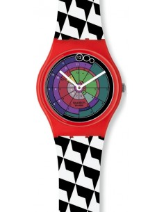 Chic Time | Montre Mixte Swatch Multi-Bi GR151  | Prix : 39,90 €