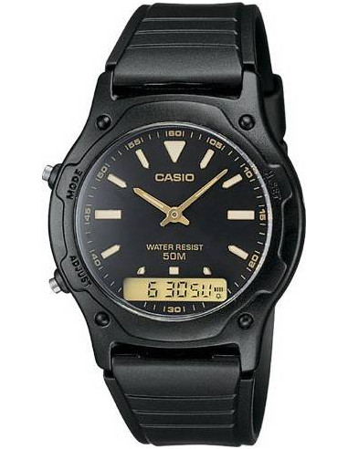 Chic Time | Montre Homme Casio Collection AW-49HE-1AVUDF  | Prix : 24,90 €