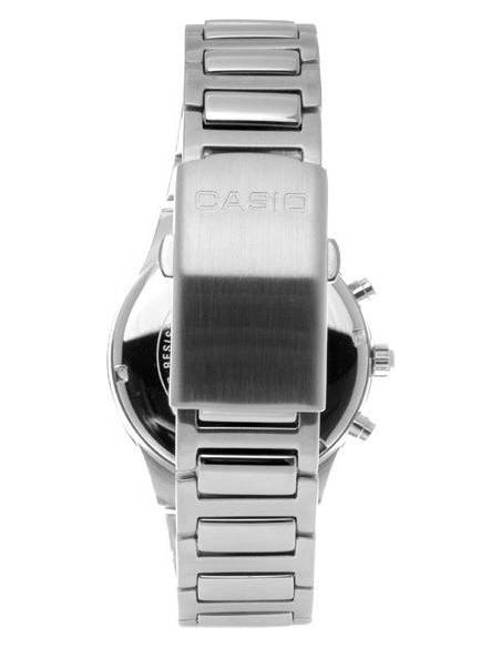 Chic Time | Montre Homme Casio EF-500D-2AVEF Argent  | Prix : 85,10€