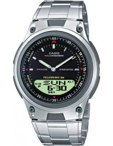 Chic Time | Casio Casio AW-80D-1AVES Argent  | Prix : 55,00 €