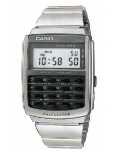 Chic Time | Montre Homme Casio Calculatrice CA-506-1UW  | Prix : 59,90 €