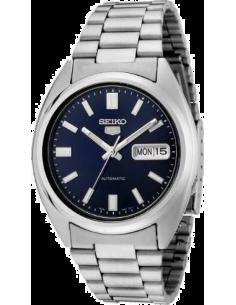 Chic Time | Montre Homme Seiko 5 Automatique Sports Five SNXS77 Argent  | Prix : 215,20€