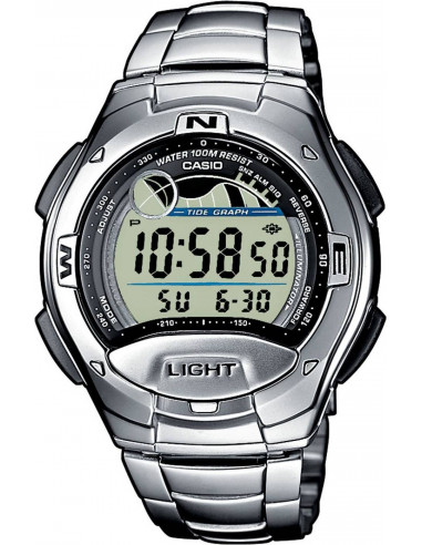 Chic Time | Casio W-753D-1AVES men's watch  | Buy at best price