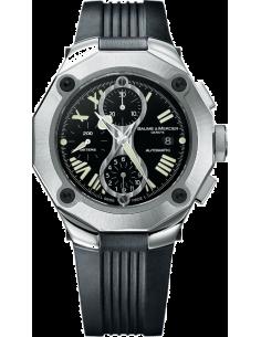 Chic Time | Montre Homme Baume & Mercier Riviera XXL 8755  | Prix : 1,914.00