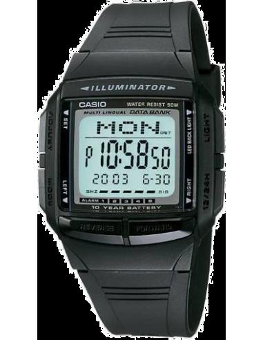 Chic Time | Montre Homme Casio Data Bank DB-36-1AVEF  | Prix : 39,90€