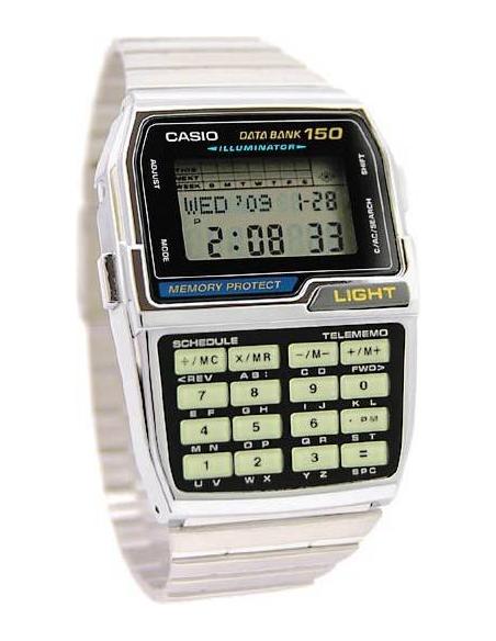 Chic Time | Casio DBC-1500B-1QD men's watch  | Buy at best price