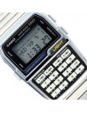 Chic Time | Montre Casio Data Bank Calculatrice DBC-1500B-1QD  | Prix : 74,90 €