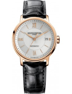 Chic Time | Montre Homme Baume & Mercier Classima Executives 10037  | Prix : 2,634.50