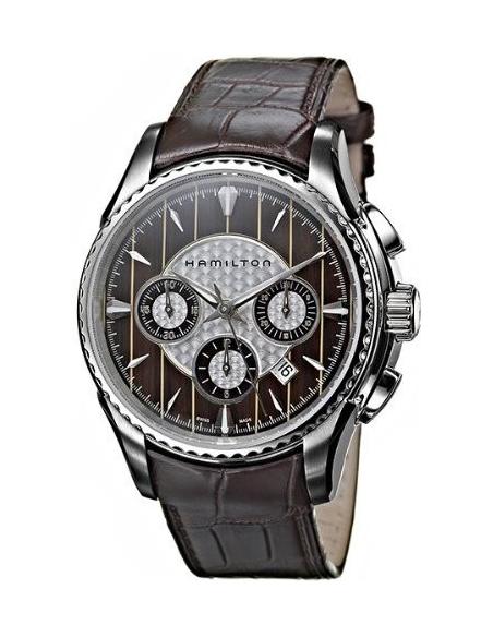Chic Time   Montre Hamilton Aquariva Chronograph H34616591    Prix : 1,317.42