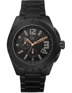 Chic Time | Montre Homme Guess Collection X76009G2S Noir  | Prix : 367,20 €