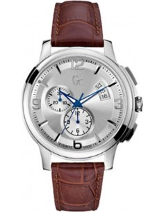 Chic Time | Montre Homme Guess Collection GC Classica Chrono X83005G1S  | Prix : 799,20 €