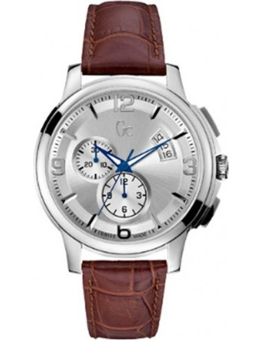 Chic Time | Montre Homme Guess Collection GC Classica Chrono X83005G1S  | Prix : 799,20€