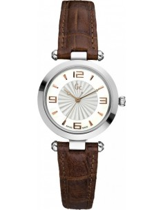 Chic Time | Montre Femme Guess Collection X17001L1 Marron  | Prix : 251,10 €