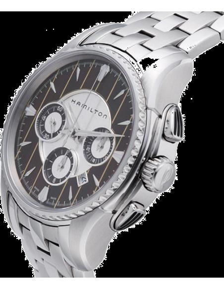 Chic Time | Montre Hamilton Aquariva Chronograph H34616191  | Prix : 1,099.90