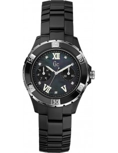 Chic Time | Montre Femme Guess Collection X69106L2S Noir  | Prix : 551,20 €
