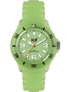 Chic Time | Montre Mixte Ice-Glow Green GL.GG.B.S.11 Big  | Prix : 99,00 €
