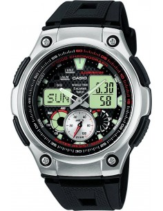 Chic Time | Montre Homme Casio Collection Digitale/Analogique AQ-190W-1AVDF  | Prix : 49,90 €