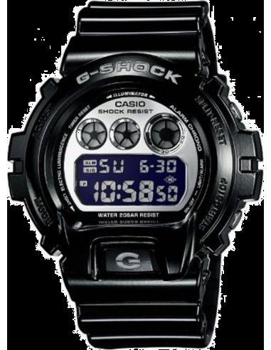 Chic Time | Montre Homme Casio G-Shock DW-6900NB-1ER Noir  | Prix : 99,00€