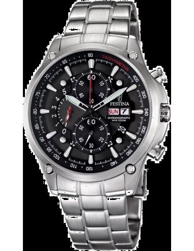 Chic Time | Montre Homme Festina F6817/4 Bracelet Acier Inoxydable  | Prix : 189,00€