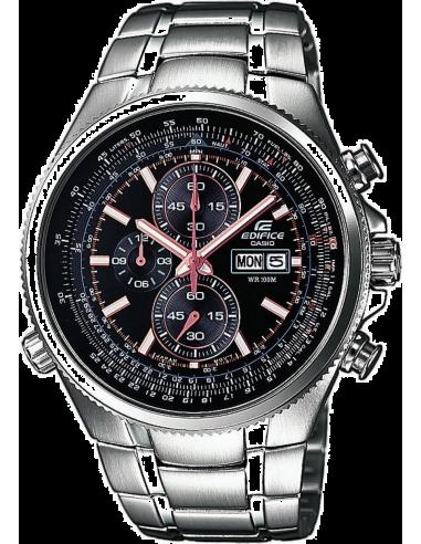 Chic Time   Montre Homme Casio Edifice EFR-506D-1AVEF Bracelet Acier Inoxydable    Prix : 114,30€