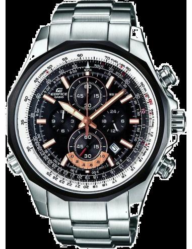 Chic Time | Montre Homme Casio Edifice EFR-507D-1AVEF Argent  | Prix : 179,90€