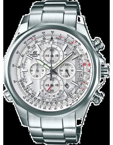 Chic Time | Montre Homme Casio Edifice EFR-507D-7AVEF Bracelet Acier Inoxydable  | Prix : 199,90€