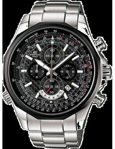 Chic Time | Montre Homme Casio Edifice EFR-507SP-1AVEF Bracelet Acier Inoxydable  | Prix : 169,80€