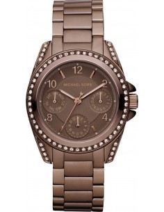 Chic Time | Montre Femme Michael Kors Blair MK5614 Marron  | Prix : 239,20 €