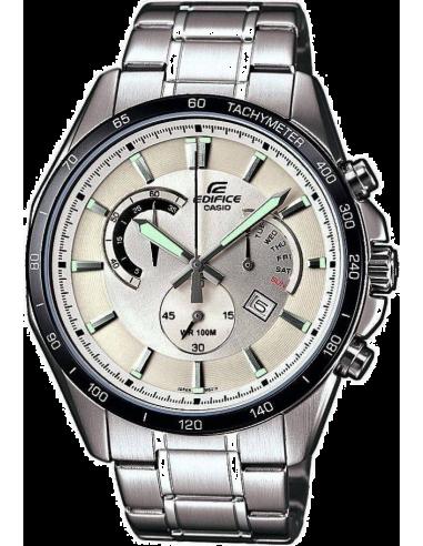 Chic Time | Montre Homme Casio Edifice EFR-510D-7AVEF Argent  | Prix : 139,00€