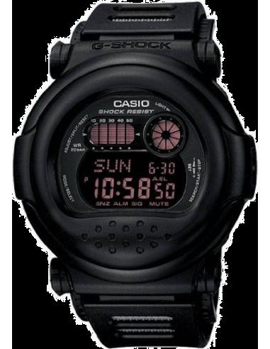 Chic Time | Montre Homme Casio G-Shock G001-1A Noir  | Prix : 124,90€