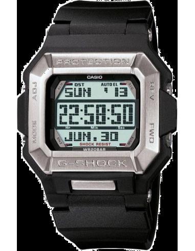 Chic Time | Montre Homme Casio G-Shock G-7800-1ER Bracelet Résine Noir  | Prix : 99,90€