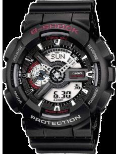 Chic Time | Montre Homme Casio G-Shock GA-110-1AER Noir  | Prix : 129,00€
