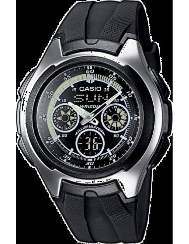 Chic Time | Casio AQ-163W-1B1VEF men's watch  | Buy at best price