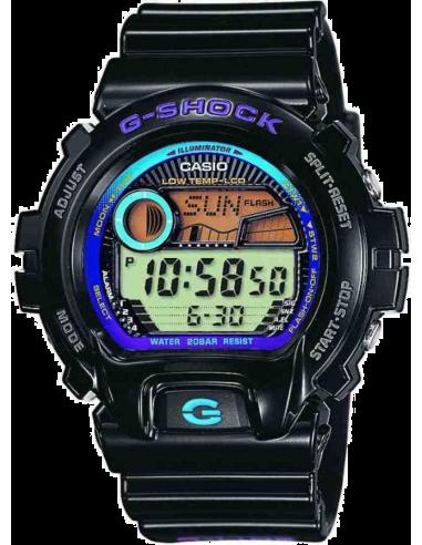Chic Time | Montre Homme Casio G-Shock GLX-6900-1ER Bracelet Résine Noir  | Prix : 107,10€