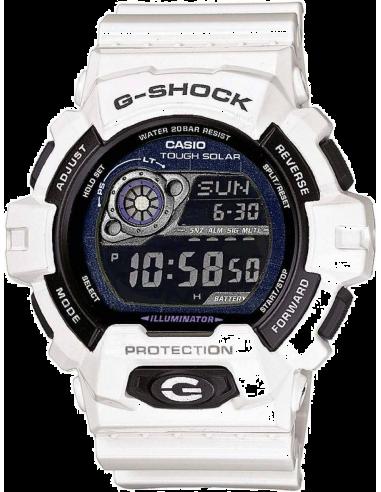 Chic Time | Montre Homme Casio G-Shock GR-8900A-7ER Blanc  | Prix : 99,00€