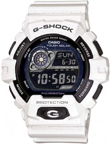 Chic Time | Montre Homme Casio G-Shock GR-8900A-7ER Blanc  | Prix : 99,00 €