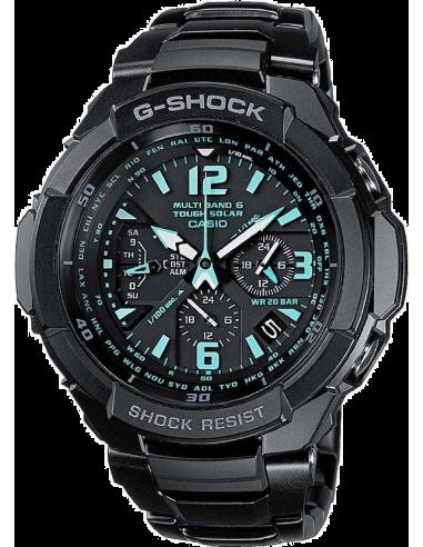 Chic Time | Montre Homme Casio G-Shock GW-3000BD-1AER Noir  | Prix : 440,10€