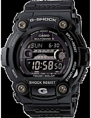 Chic Time | Montre Homme Casio G-Shock GW-7900B-1ER Noir  | Prix : 119,99€