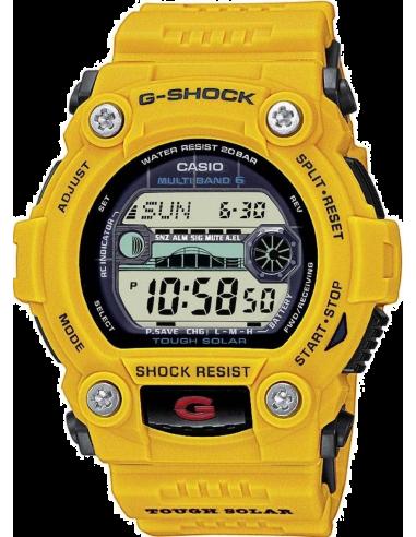 Chic Time | Montre Homme Casio G-Shock GW-7900CD-9ER Jaune  | Prix : 152,90€