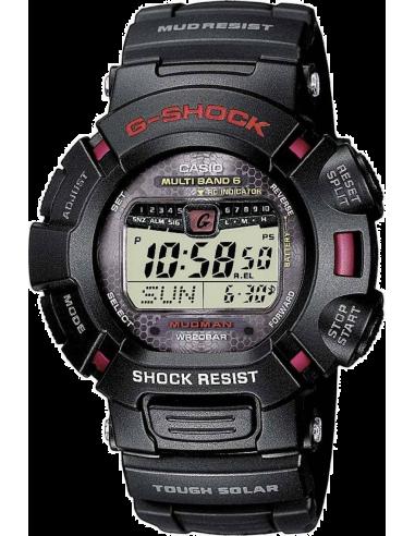 Chic Time | Montre Homme Casio G-Shock GW-9010-1ER Noir  | Prix : 189,00€