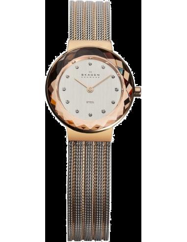 Chic Time | Montre Femme Skagen 456SRS1 Gris  | Prix : 126,90€