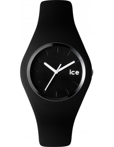 Chic Time | Montre Mixte Ice-Slim ICE.BK.U.S.12 Noir  | Prix : 69,90€