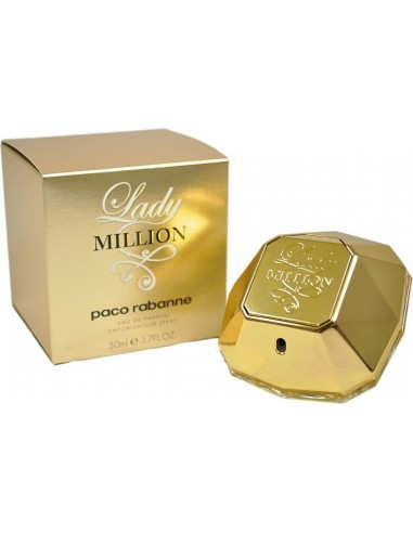 Chic Time | Lady Million For Women Paco Rabanne 50ml - EDP - Eau De Parfum Vaporisateur  | Prix : 50,50 €