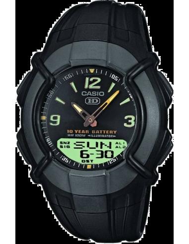 Chic Time | Montre Homme Casio HDC-600-1BVES Noir  | Prix : 26,00€