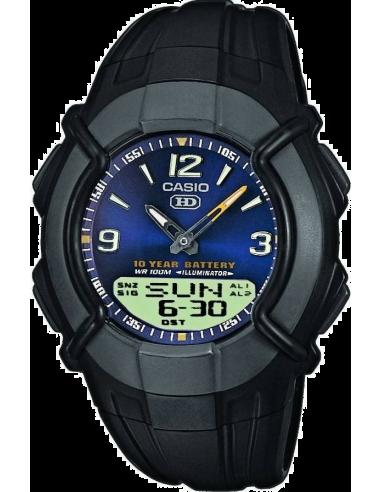 Chic Time | Montre Homme Casio HDC-600-2BVES Noir  | Prix : 29,79€